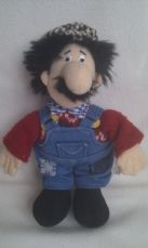 Adorable My 1st Postman Pat Ted Glen Plush Toy